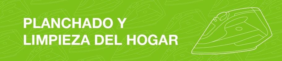 Planchado y limpieza del Hogar