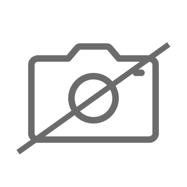 Placa Cristal-Gas Teka Gbc64000 4f 60cm Acabado Redondeado Butano